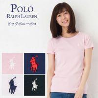 ポロラルフローレン Polo Ralph Lauren レディース Tシャツ 313506994 ガールズライン
