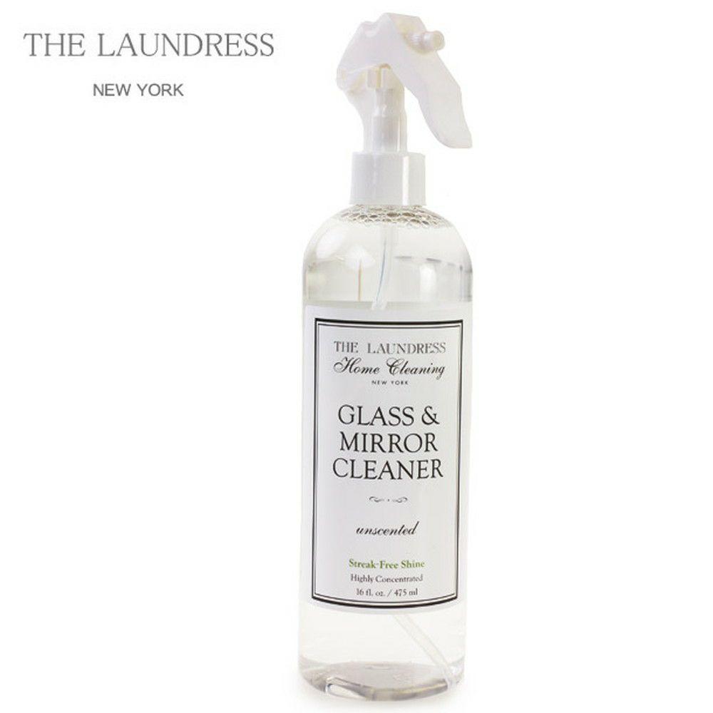 ザ・ランドレス 住宅用合成洗剤 THE LAUNDRESS ガラス&ミラークリーナー無香料 475ml