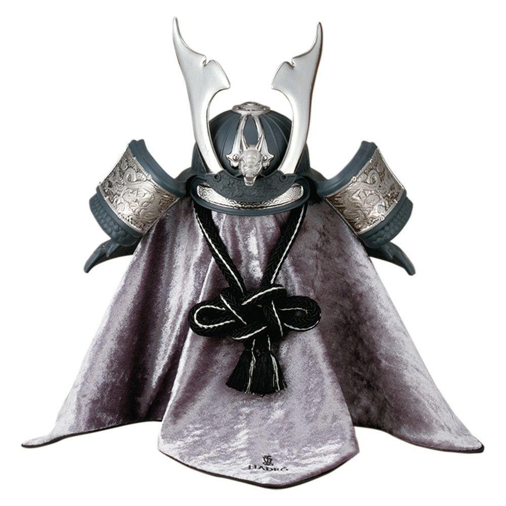 リヤドロ LLADRO 兜(Black) 置物 フィギュアオーナメント 13046【お取り寄せ】