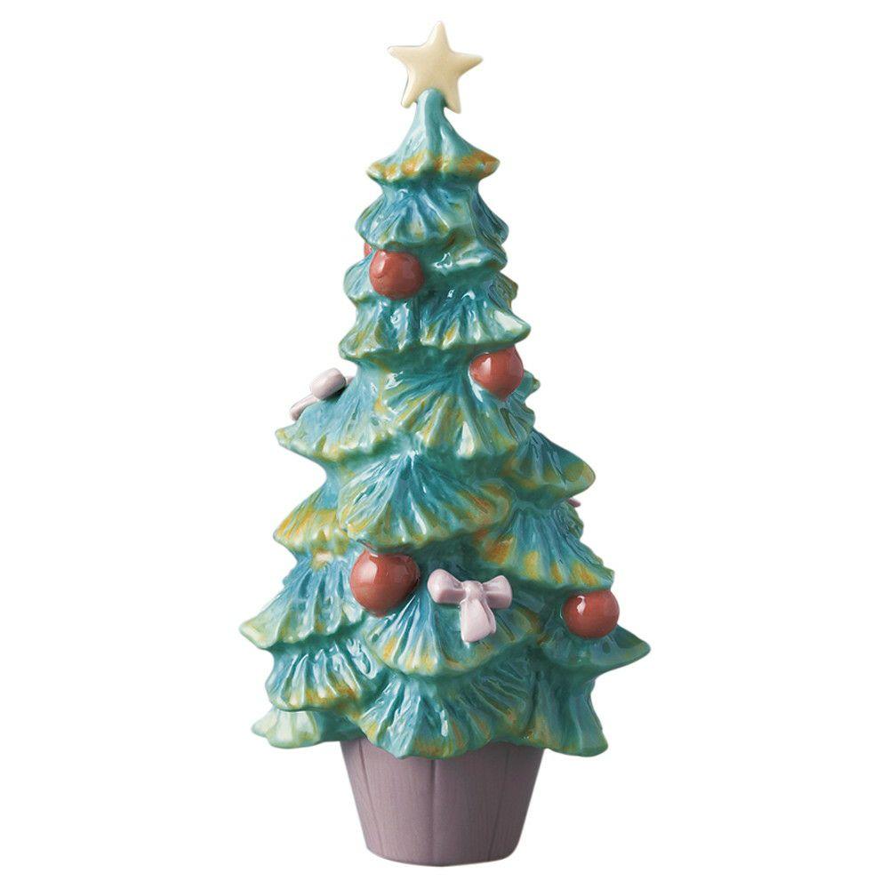 リヤドロ LLADRO 置物 フィギュアオーナメント クリスマスツリー 6261【お取り寄せ】