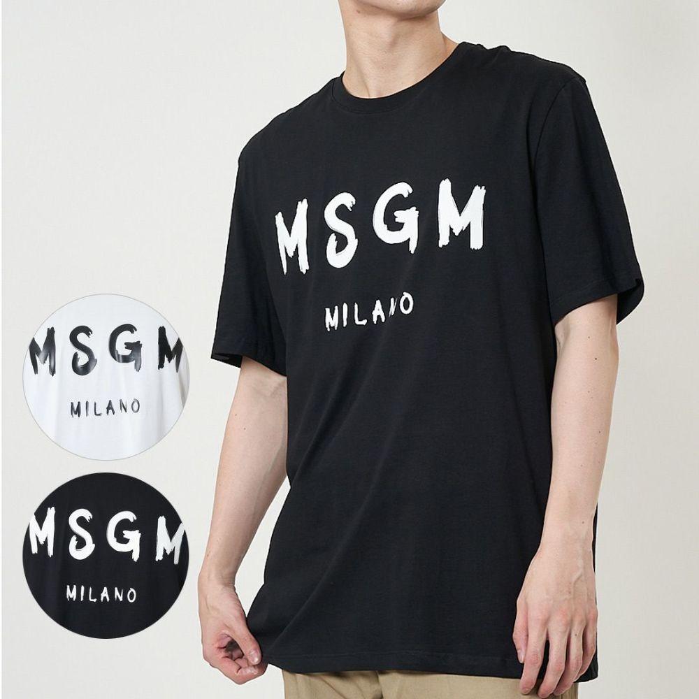 エムエスジーエム MSGM Tシャツ 3040MM97 メンズ