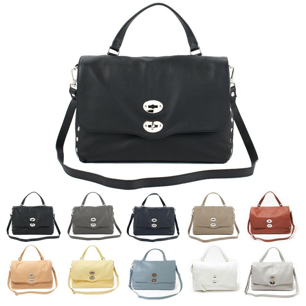 ザネラート ZANELLATO 2WAYバッグ 【ポスティーナ:POSTINA M】 6131 18 選べるカラー