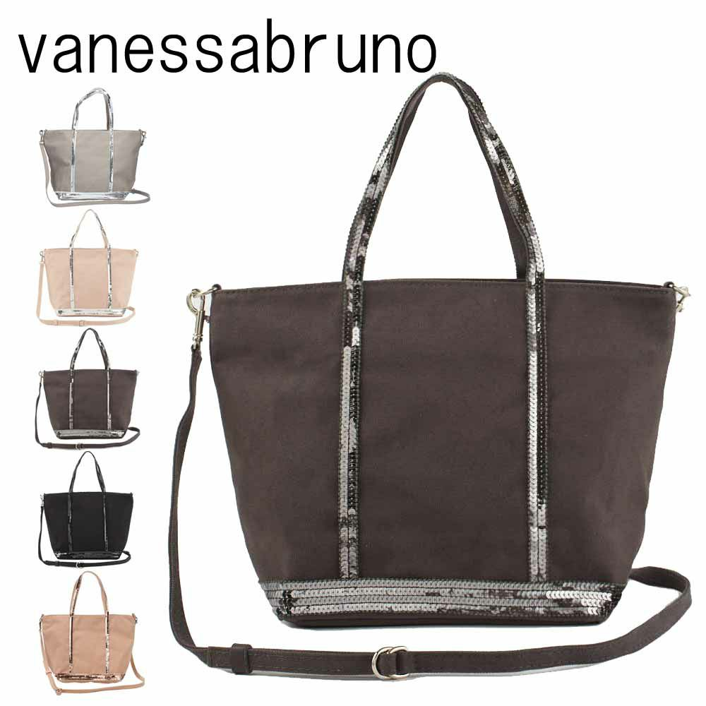 ヴァネッサブリューノ 2WAYバッグ 【CABS PETIT】 0PVE01 V40435 選べるカラー VANESSABRUNO