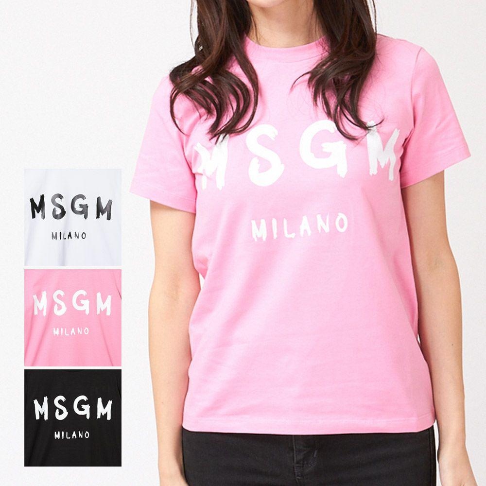 エムエスジーエム レディース Tシャツ 2841MDM60 選べるカラー MSGM
