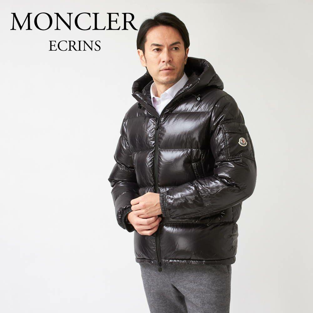 モンクレール メンズ ダウンジャケット ECRINS 1A545 00 68950 BLACK(999) MONCLER