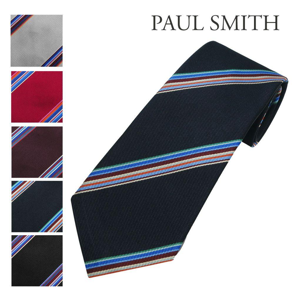 ポールスミス ネクタイ ALU13 選べるカラー PAUL SMITH