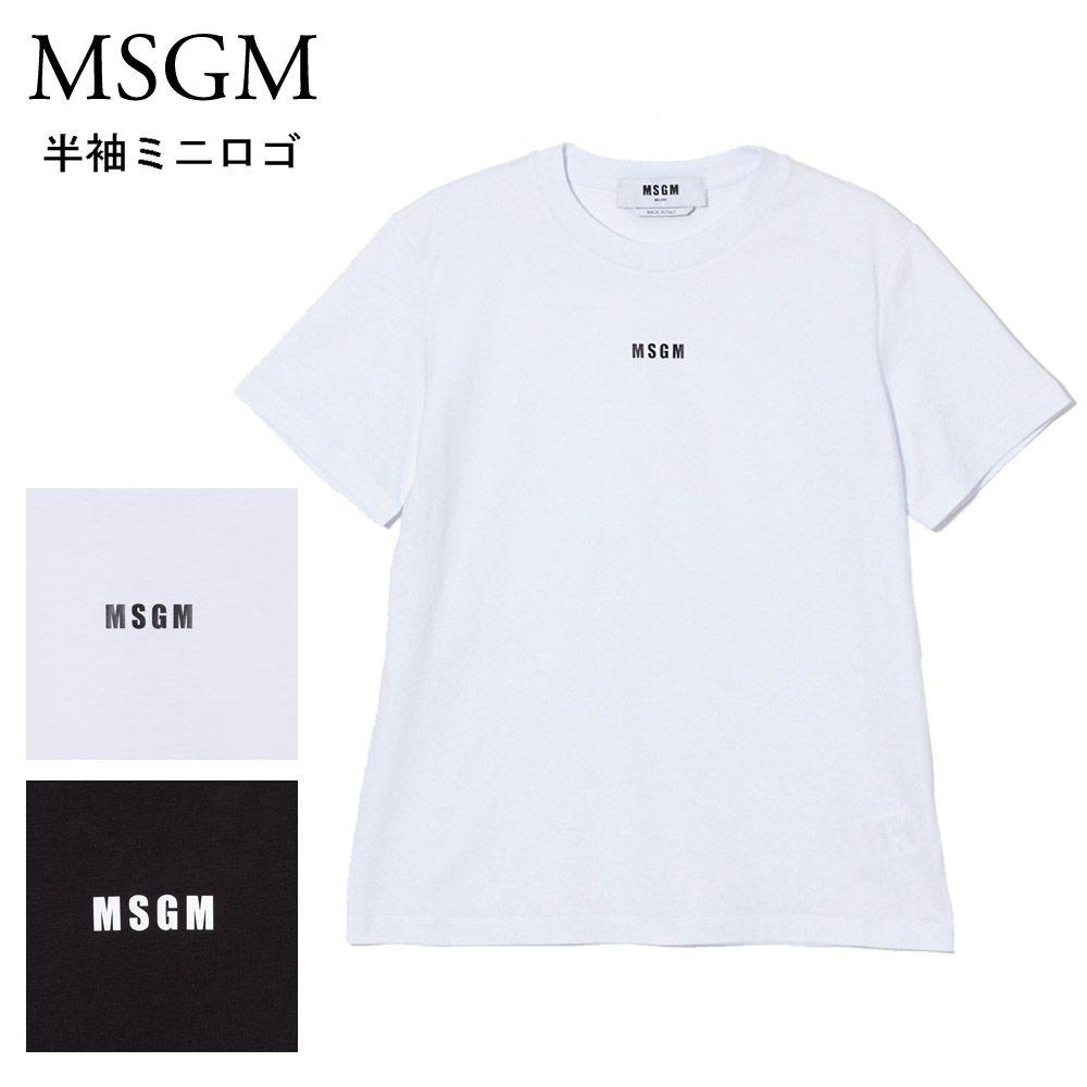 エムエスジーエム レディース Tシャツ 3041MDM100 選べるカラー MSGM