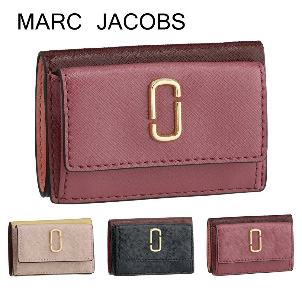 マークジェイコブス 折財布 【SNAPSHOT:スナップショット】 M0013597 選べるカラー MARC JACOBS
