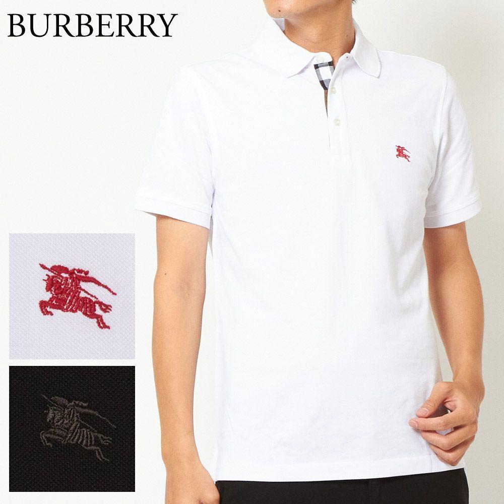 バーバリー メンズ ポロシャツ WHEELER 40551211 BURBERRY